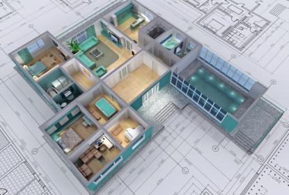 «Хитрые» планировки: как новоселам сэкономить метры