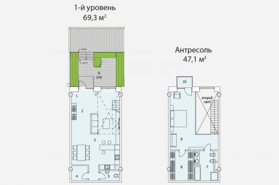 Рассвет Loft-Studio