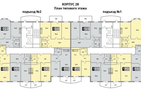 ЖК «Московские Водники